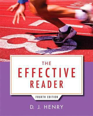 The Effective Reader (4th Edition)