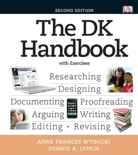 DK Handbook with Exercises, The, with NEW MyCompLab -- Access Card Package (2nd Edition)
