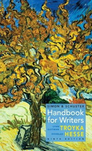 Simon & Schuster Handbook for Writers with NEW MyCompLab Student Access Code Card (9th Edition)