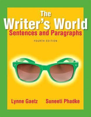 Writer's world 4th edition