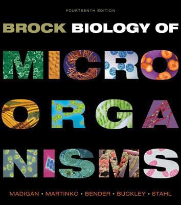 Brock Biology of Microorganisms Plus MasteringMicrobiology with eText -- Access Card Package (14th Edition)