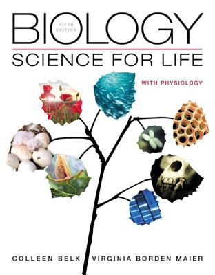 Biology: Science for Life with Physiology Plus MasteringBiology with eText -- Access Card Package (5th Edition)