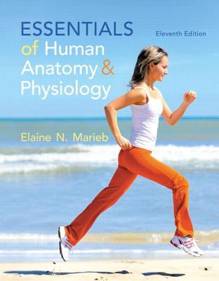 Essentials of Human Anatomy & Physiology Plus MasteringA&P with eText -- Access Card Package (11th Edition)