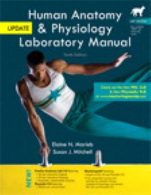 Human Anatomy and Physiology Laboratory Manual, Cat Version, Update Plus MasteringA and P with EText -- Access Card Package