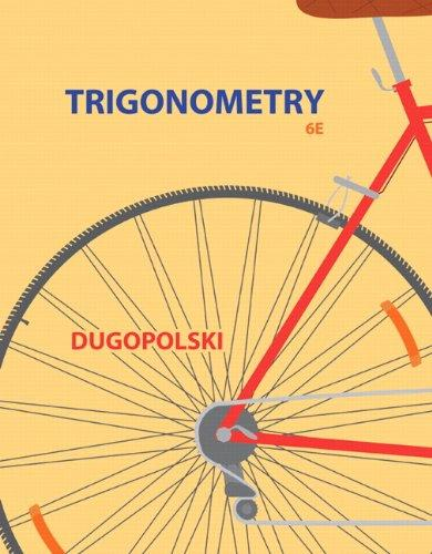 Trigonometry (4th Edition)