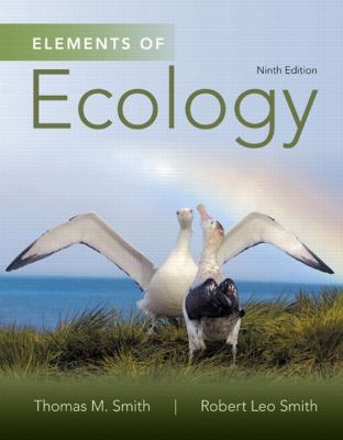 Elements of Ecology Plus MasteringBiology with eText -- Access Card Package (9th Edition)