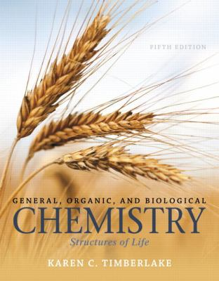 General, Organic, and Biological Chemistry: Structures of Life Plus MasteringChemistry with eText -- Access Card Package (5th Edition)