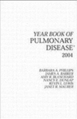 Year Book Of Pulmonary Disease 2004