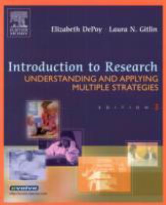 Introduction To Research Understanding And Applying Multiple Strategies