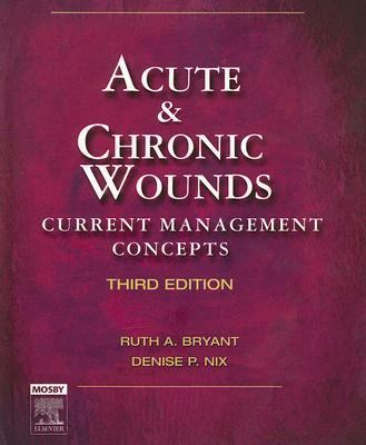 Acute & Chronic Wounds Current Management Concepts