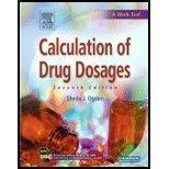 Calculation of Drug Dosages, Revised Reprint, 7e
