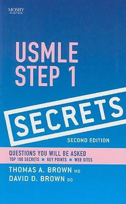 USMLE Step 1 Secrets