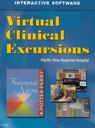 Virtual Clinical Excursions 3.0 for Fundamentals of Nursing, 7e