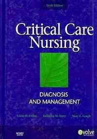 Critical Care Nursing - Text and E-Book Package: Diagnosis and Management, 6e (Thelan's Critical Care Nursing)