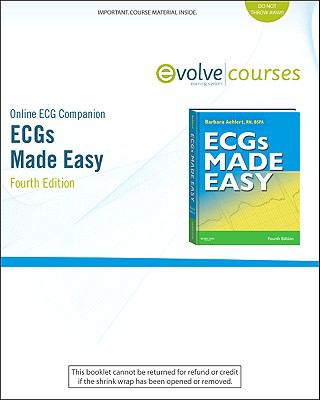 Online ECG Companion for Ecgs Made Easy (User Guide and Access Code)