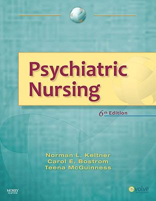 Psychiatric Nursing, 6e