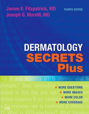 Dermatology Secrets Plus, 4e