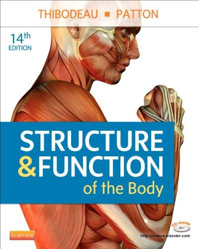 Structure & Function of the Body - Hardcover, 14e (Structure and Function of the Body)