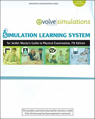 Simulation Learning System for Mosby's Guide to Physical Examination (User Guide and Access Code)