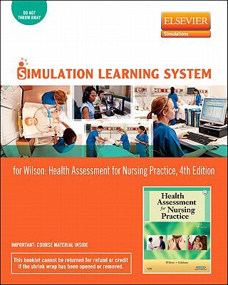 Simulation Learning System for Health Assessment for Nursing Practice (User Guide and Access Code)