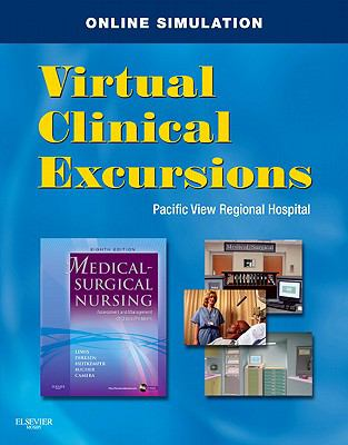 Virtual Clinical Excursions 3.0 for Medical-Surgical Nursing, 8e