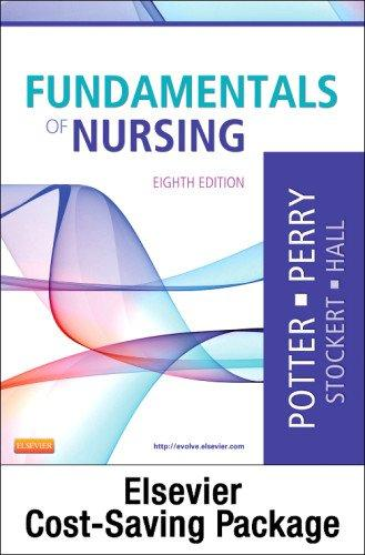 Fundamentals of Nursing - Text and Study Guide Package, 8e