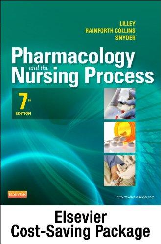Pharmacology Online for Pharmacology and the Nursing Process (Access Code, and Textbook Package), 7e