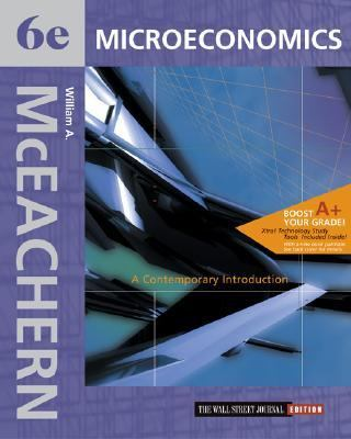 Microeconomics With Infotrac A Contemporary Approach