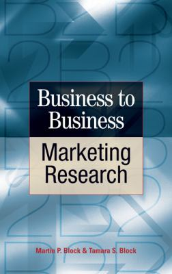 Business-to-Business Market Research