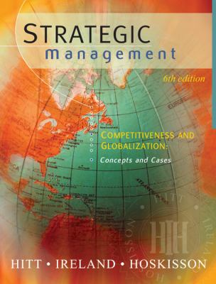 Strategic Management With Infotrac Competiveness and Globalization