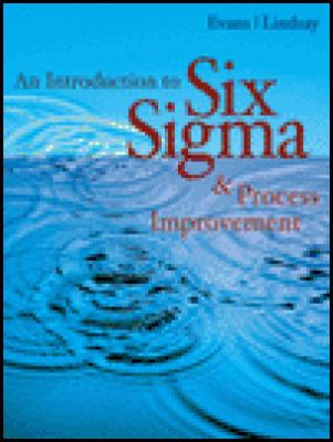 Introduction To Six Sigma & Process Improvement with Infotrac