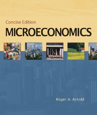 Microeconomics With Infotrac
