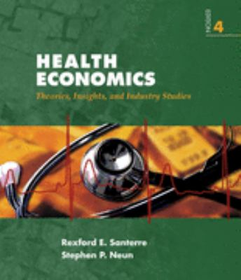 Health Economics With Infotrac