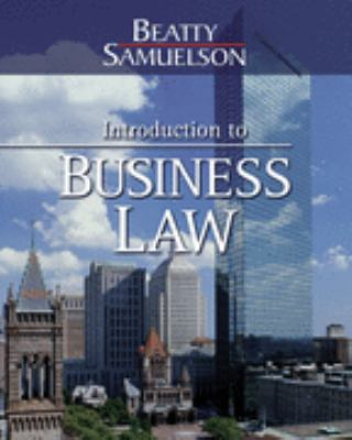 Introduction to Business Law: Preliminary Ediiton - Jeffrey F. Beatty - Paperback