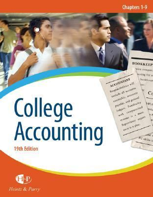 College Accounting Chapters 1-9