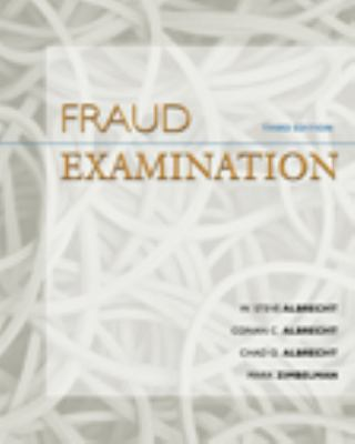 Fraud Examination - Third Edition