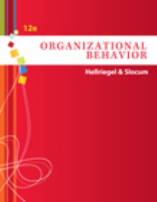 Organizational Behavior (with Bind-In Competency Test Web Site Printed Acce
