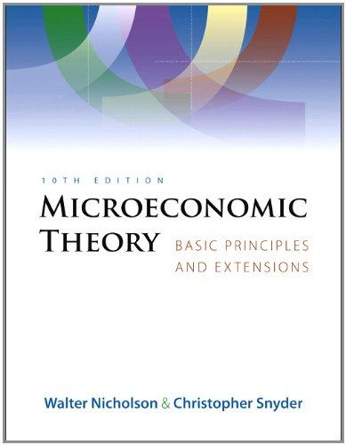 Microeconomic Theory (Book Only)