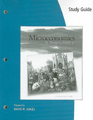 Principles of Microeconomics - Study Guide