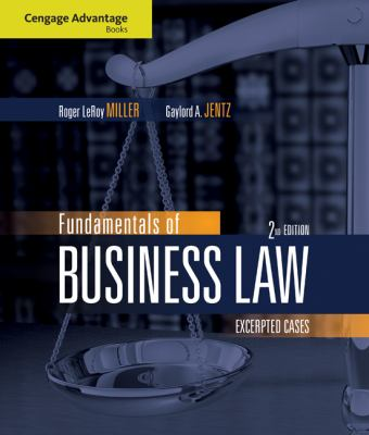 Fundamentals of Business Law: Expert Cases