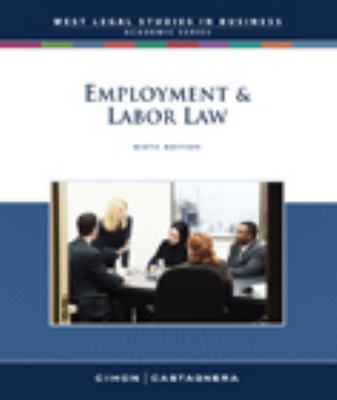 Employment and Labor Law, Reprint