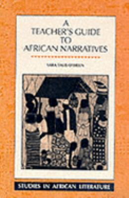 Teacher's Guide to African Narratives