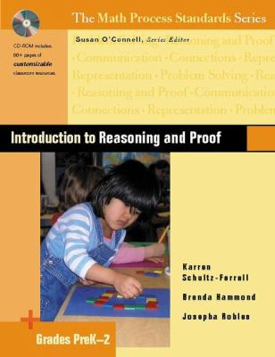 Introduction to Reasoning and Proof Prek - 2
