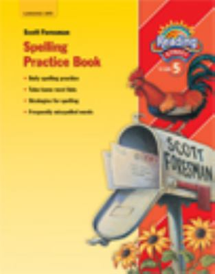 Word Study and Spelling Practice Book (Reading Street, Grade 6)