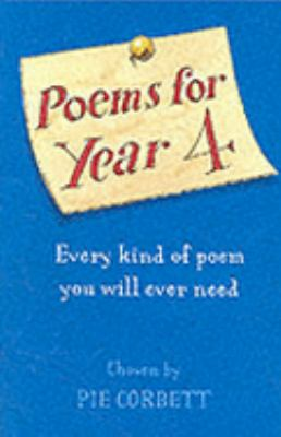 Poems for Year 4