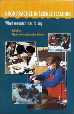 Good Practice in Science Teaching What Research Has to Say