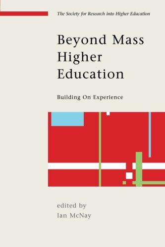 Beyond mass higher education: building on experience
