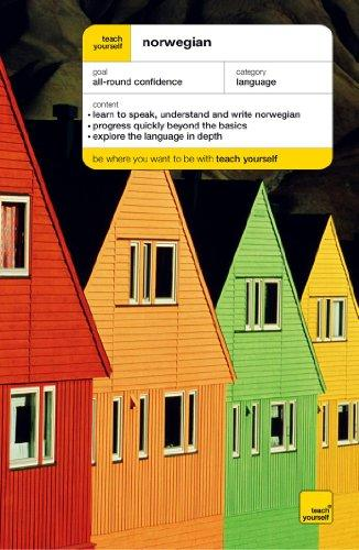 Teach Yourself Norwegian: Complete Course (Teach Yourself Languages) (Norwegian Edition)