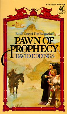 Pawn of Prophecy The Belgariad Book 1