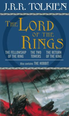 J.R.R. Tolkien The Hobbit and the Complete Lord of the Rings, the Fellowship of the Ring, the Two Towers, the Return of the King/Boxed Set